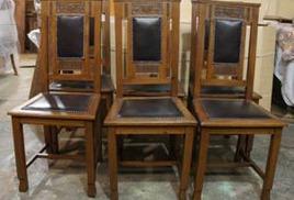 Стоимость на реставрацию стульев упала до 3 тыс.руб.